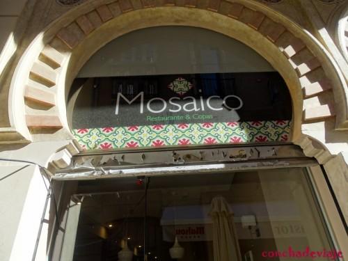 Restaurante Mosaico en Málaga