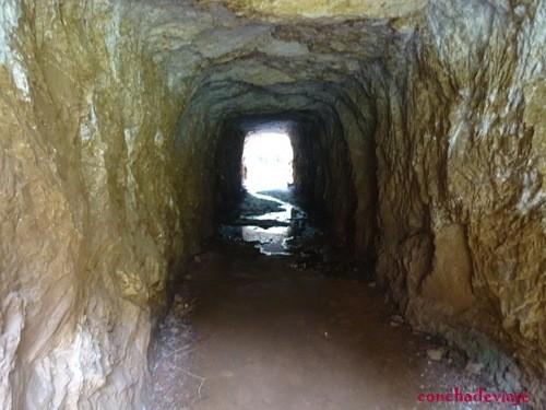 Túnel Cerro del Hierro