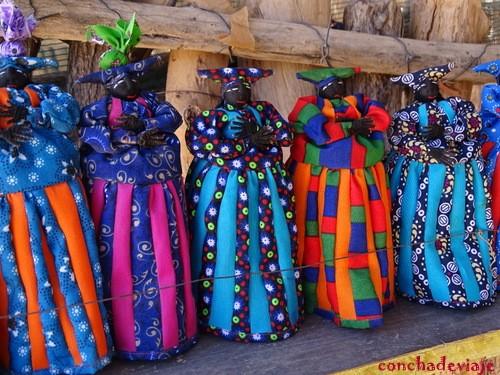 bolsitos multicolor