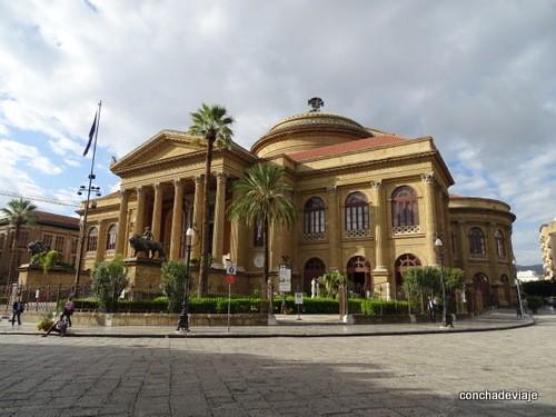 Teatro Máximo