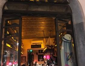Enoteca en Palermo