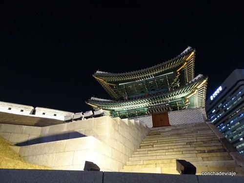 Puerta Namdaemun