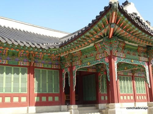 Palacio de changdeokgung