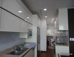 Cocina Fraser Suites