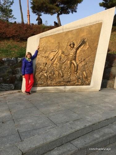 Monumento a los veteranos de guerra