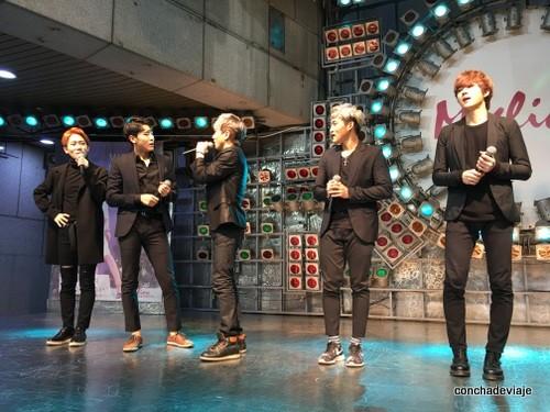 Grupo musical Seul