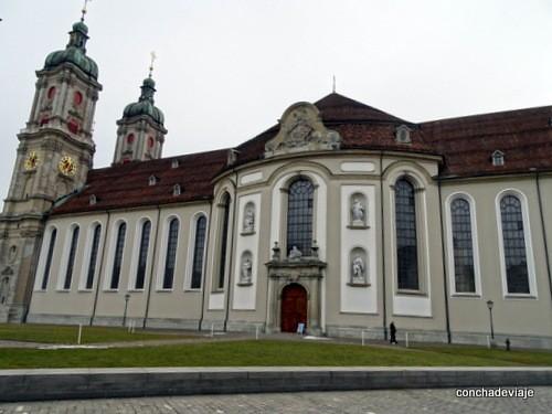 Catedral de San Galo