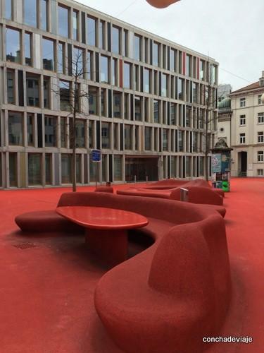 Plaza Roja o Roter Platz