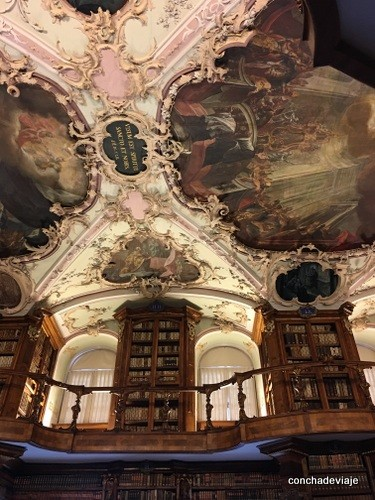biblioteca de San Galo
