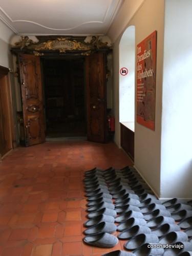 biblioteca San Galo