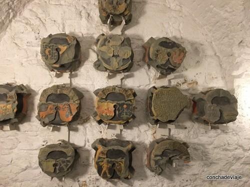 Escudos otomanos carolingeos