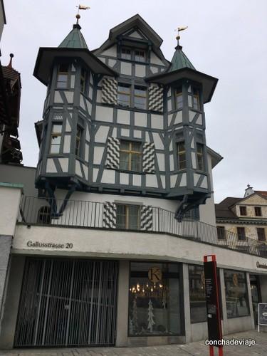 San Galo, centro histórico