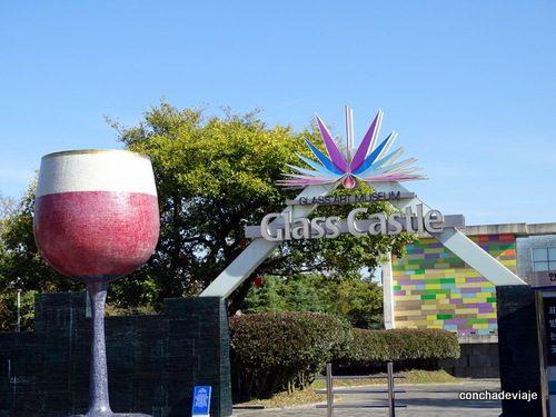 castillo de cristal Jeju