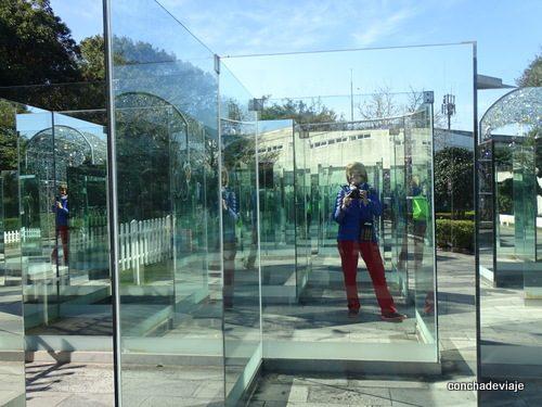 museo del cristal Jeju