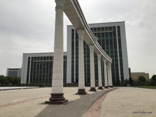 Que ver y hacer en Tashkent
