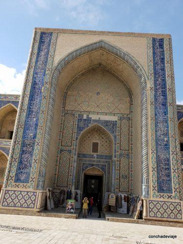 Bujara, la ciudad vieja de Uzbekistán