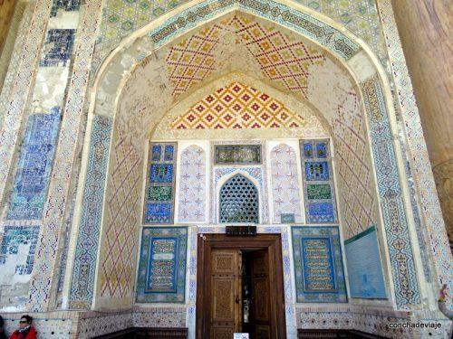 ara, que ver en la ciudad vieja de uzbekistán