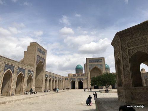 Que ver en Bujara, la ciudad vieja de Uzbekistán
