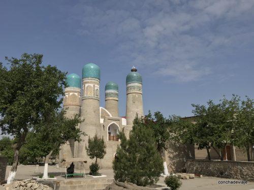 Bujara, que ver en la ciudad vieja de Uzbekistán
