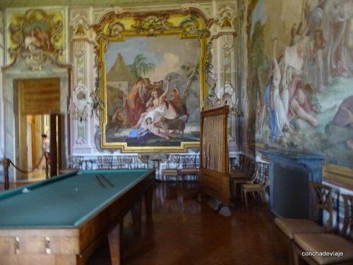 El burchiello, un crucero entre las Villas Vénetas a orillas del Brenta