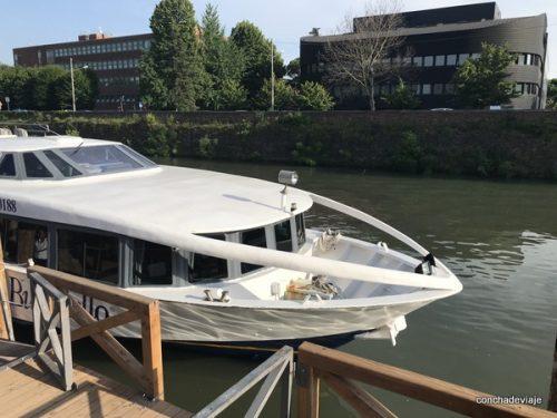 El Burchiello, un crucero entre las Villas Vénetas