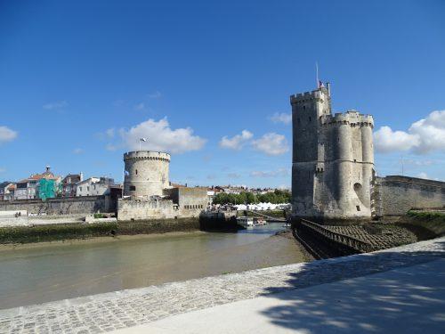 puerto viejo de la Rochelle