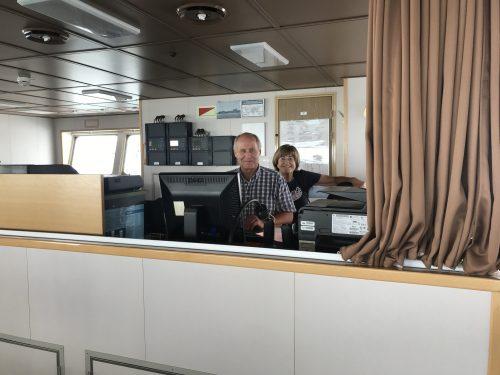 capitán barco mercante