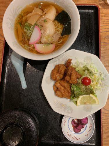 Pollo en tempura hotel Hanasarasa