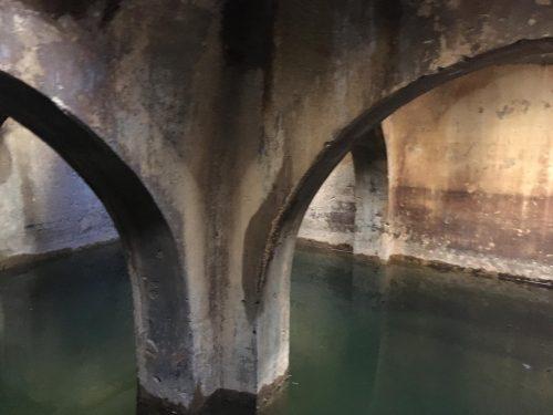 Aljibe del Castillo