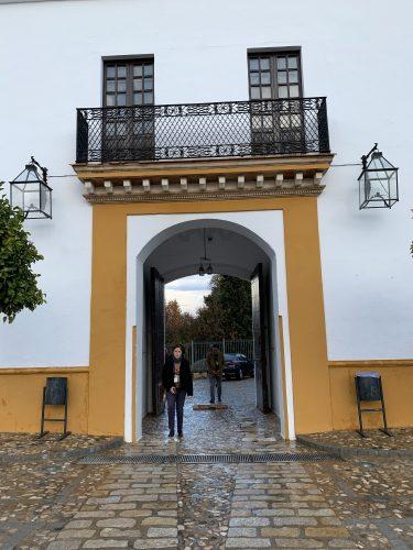 Sierra Sur de Sevilla  Puebla de Cazalla