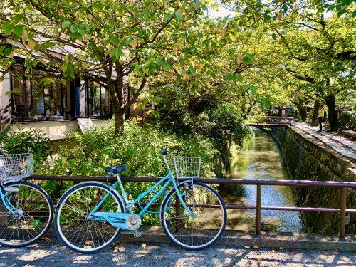 Sendero del filósofo Kioto