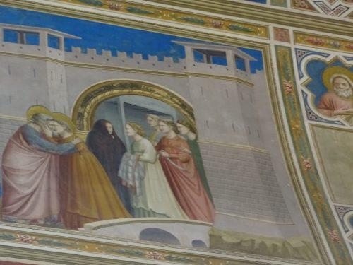 Capilla de los Scrovegni.Padua