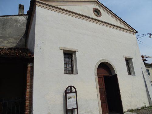 Iglesia de San Donato. Bassano del Grappa