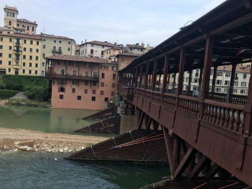 Puente viejo Basano del Grappa