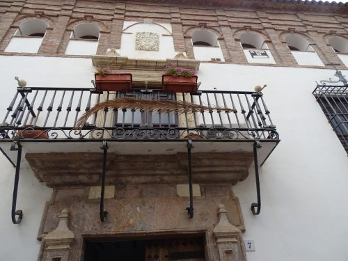 Palacio de los Godoya Fondón