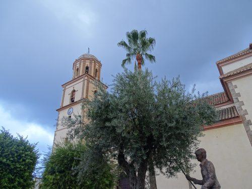 Iglesia San Sebastian. Alcolea