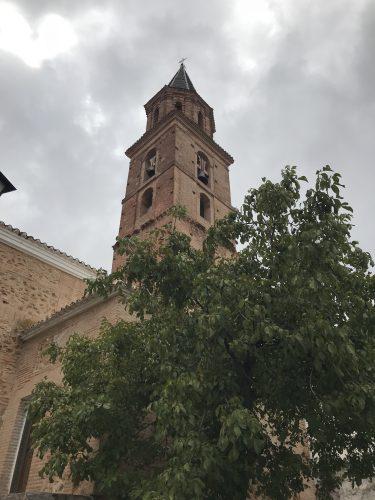 Iglesia de San Andres. Fondón
